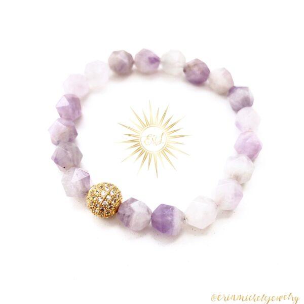 Erin Michele Jewelry Lavender Amethyst